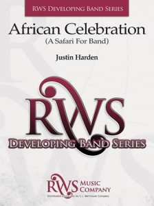 Justin Harden | Developing Band Series | African Celebration