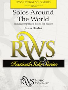 Justin Harden | Festival Solo Series | Solos Around The World
