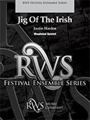 Justin Harden | Festival Ensemble Series | Jig Of The Irish