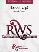 Mark J. Connor | Developing Band Series | Level Up!