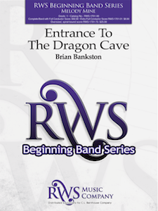 Brian Bankston | Beginning Band Series | Entrance to the Dragon Cave