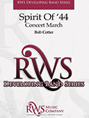 Bob Cotter | Developing Band Series | Spirit Of