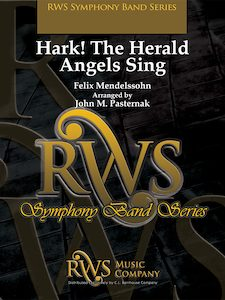 John M. Pasternak | Symphony Band Series | Hark! The Herald Angels Sing